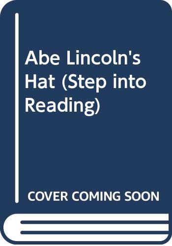 9780385390736: Abe Lincoln's Hat (Step Into Reading)