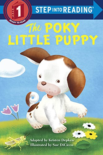 9780385390910: The Poky Little Puppy Step into Reading