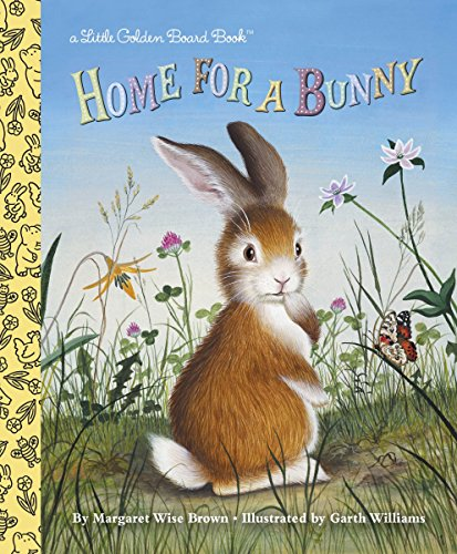 9780385390934: Home for a Bunny (Little Golden Book Classics)
