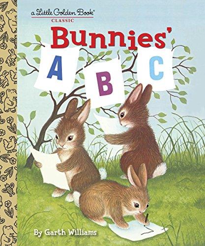Bunnies ABC (Little Golden Book)