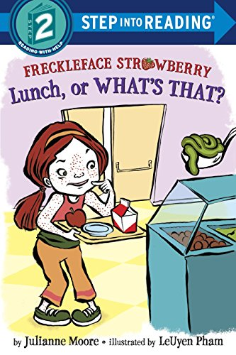 9780385391917: Freckleface Strawberry: Lunch, or What's That? (Step into Reading)