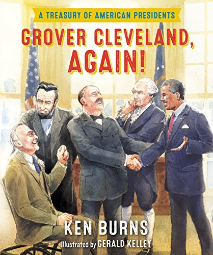 9780385392105: Grover Cleveland, Again!: A Treasury of American Presidents