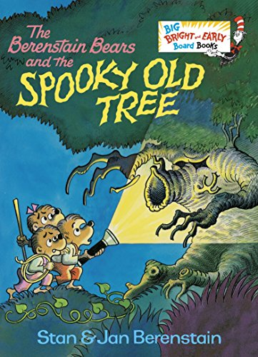 9780385392631: The Berenstain Bears and the Spooky Old Tree (Big Bright & Early Board Books)