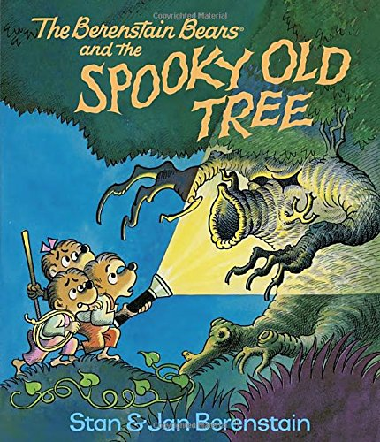 9780385392648: The Berenstain Bears and the Spooky Old Tree (Big Golden Board Book)