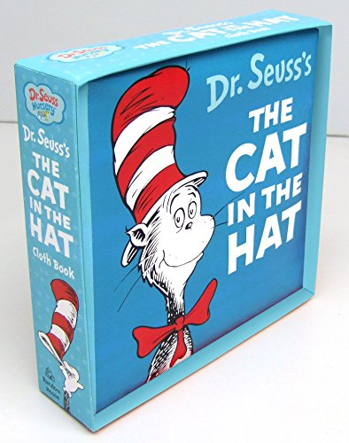 9780385392686: The Cat in the Hat Cloth Book (Dr. Seuss Nursery)