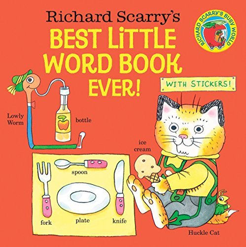 9780385392716: Richard Scarry's Best Little Word Book Ever! (Pictureback(R))