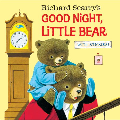 9780385392723: Richard Scarry's Good Night, Little Bear (Pictureback(R))