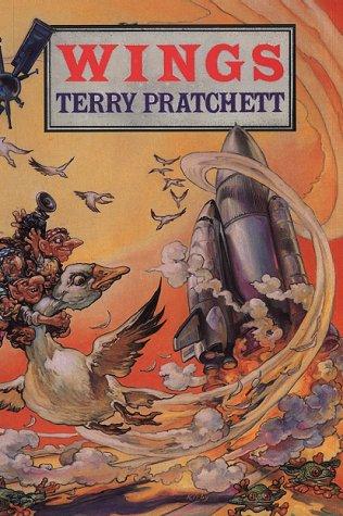 WINGS: Bromeliad Trilogy: Pratchett, Terry