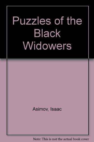 9780385400374: Puzzles of the Black Widowers
