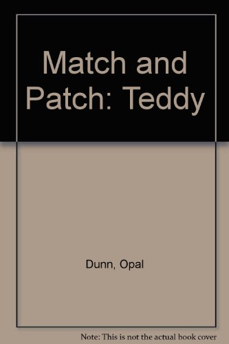 9780385400572: Match and Patch: Teddy