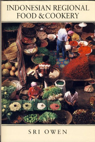Indonesian Regional Food and Cookery: Owen, Sri