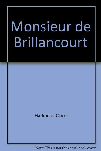 9780385402040: Monsieur De Brillancourt