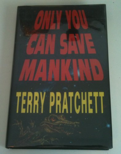 9780385403085: Only you can save mankind