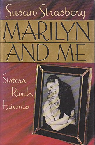 MARILYN AND ME: SISTERS, RIVALS, FRIENDS': SUSAN STRASBERG