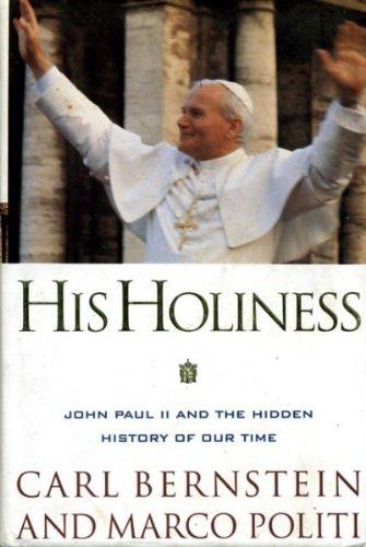 9780385405386: His Holiness: Secret History of John Paul II