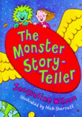 9780385408578: The Monster Story-teller