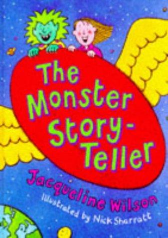 9780385408578: The Monster Story-teller