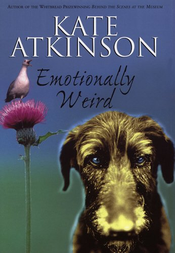 EMOTIONALLY WEIRD - Uncorrected proof copy - SIGNED: Atkinson Kate
