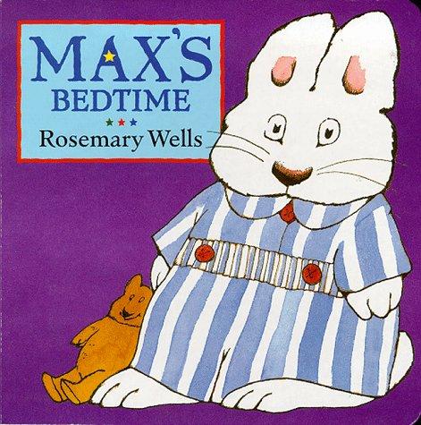 9780385409285: Max's Bedtime (Max board books)