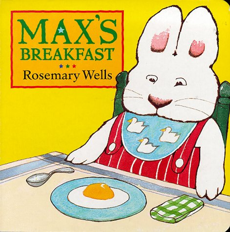 9780385409308: Max's Breakfast (Max board books)