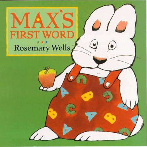 9780385409315: Max's First Word