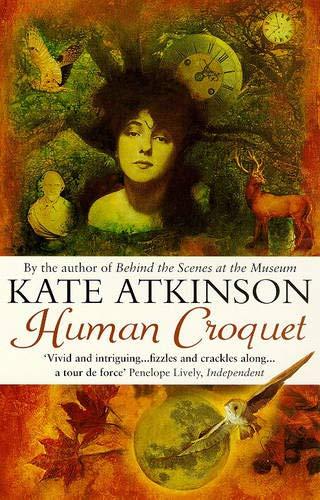 9780385409353: Human Croquet