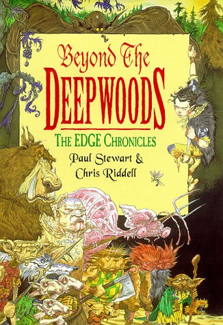 Beyond The Deepwoods SIGNED COPY: Stewart, Paul.