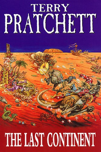 The Last Continent (Discworld): Terry Pratchett