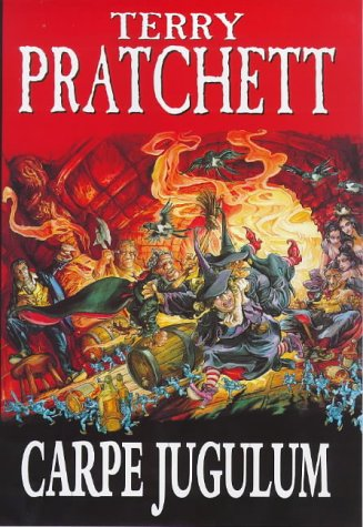 CARPE JUNGULUM: Pratchett, Terry