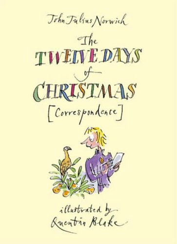 9780385410281: The Twelve Days of Christmas [Correspondence]