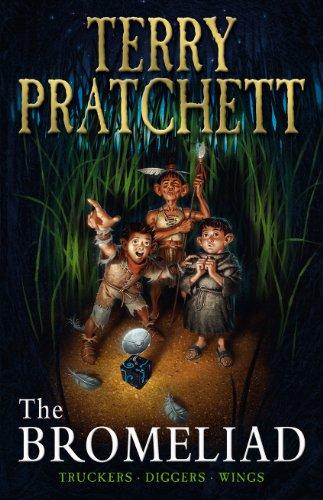 The Bromeliad Trilogy: Truckers - Diggers -: Terry Pratchett