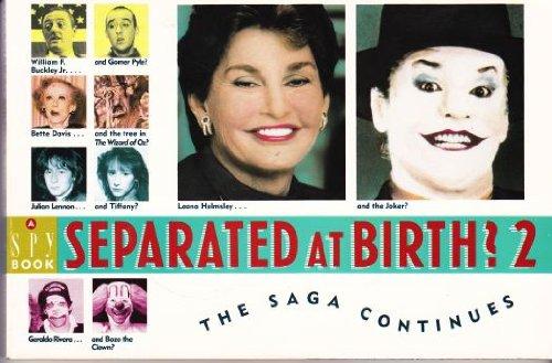 Separated at Birth 2: Magazine, Spy