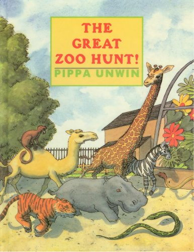 9780385411066: Great Zoo Hunt!, The