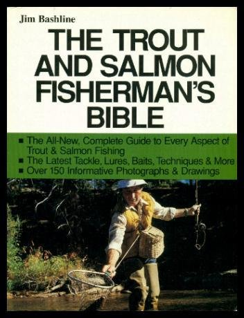 9780385411110: The Trout and Salmon Fisherman's Bible (Doubleday outdoor bibles)