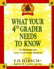 9780385411189: WHAT YOUR 4TH GRADER NEEDS TO KNOW (Core Knowledge Series)