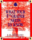 9780385411196: What Your 5th Grader Needs to Know: Fundamentals of a Good Fifth-Grade Education (Core Knowledge)