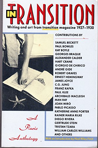 9780385411615: In Transition: A Paris Anthology- Writing and art from Transition magazine 1927-1930