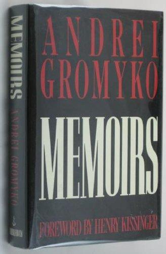9780385412889: Memoirs