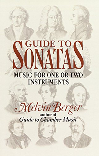 9780385413022: Guide to Sonatas: Music for One or Two Instruments