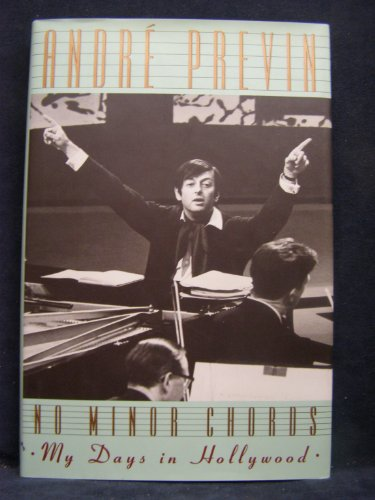 9780385413411: No Minor Chords: My Days in Hollywood