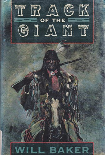 9780385413978: TRACK OF THE GIANT (A Double d Western)
