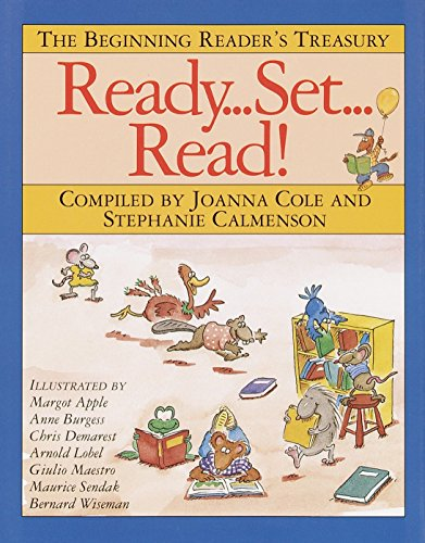 9780385414166: Ready, Set, Read!: The Beginning Reader's Treasury