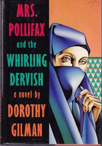9780385414586: Mrs. Pollifax and the Whirling Dervish