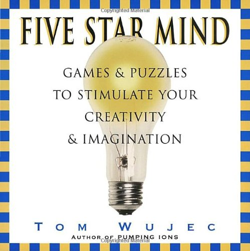 9780385414623: Five Star Mind: Games & Puzzles to Stimulate Your Creativity & Imagination