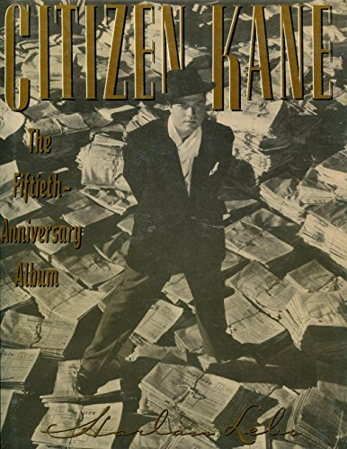 """LIMITED COLLECTOR""""S BOXED SET Citizen Kane: The Fiftieth Anniversary Album: Lebo, Harlan"""