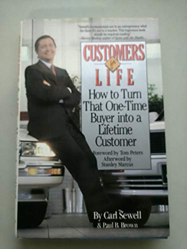 9780385415033: Customers for Life: How to Turn That One-Time Buyer into a Customer for Life