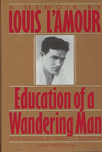 9780385416474: Education of a Wandering Man