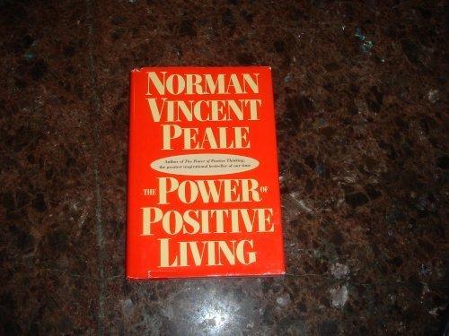 9780385416757: POWER OF POSITIVE LIVING, THE - LARGE PR (Bantam/Doubleday/Delacorte Press Large Print Collection)