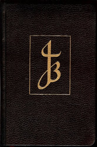 9780385416801: The New Jerusalem Bible Leather Cover