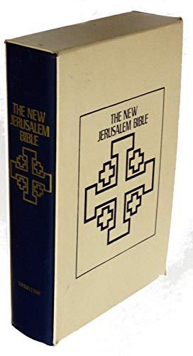 9780385416825: New Jerusalem Bible, the (Gift Edition)